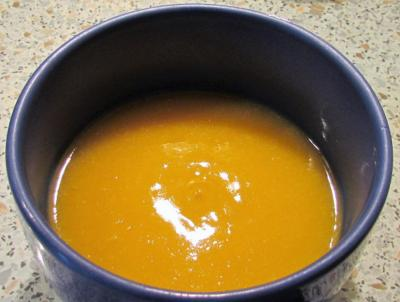 Coulis d abricots express