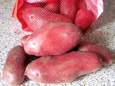 Pommes de terre cherie